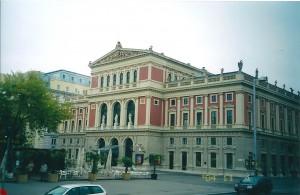 楽友協会 Wiener Musikverein