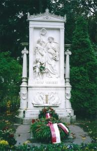 シュベルトの墓