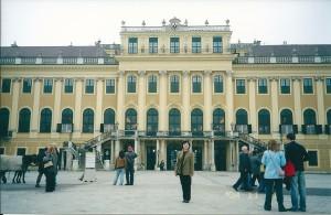 シェーンブルン宮殿 マリアテレジアの夏の離宮 1441室ある