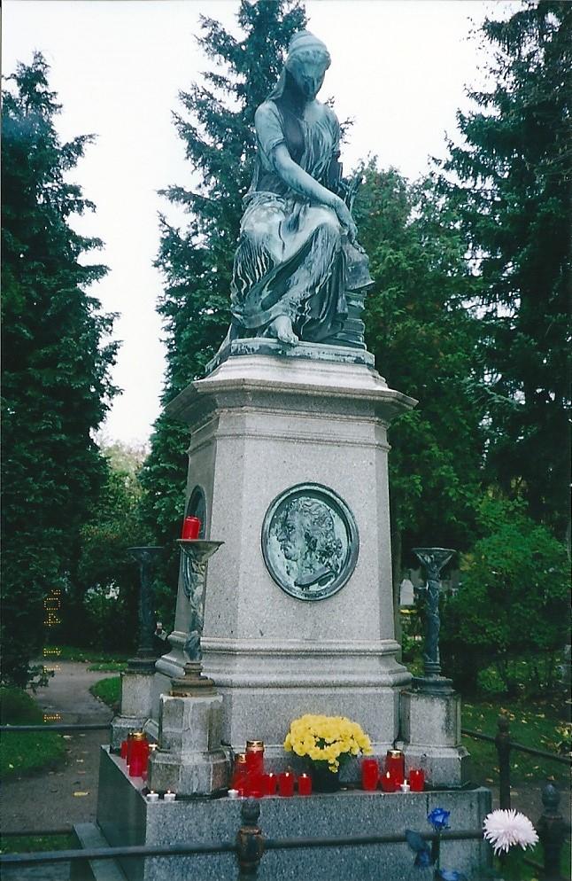 モーツァルトの墓
