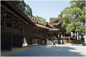 金毘羅さんの本殿