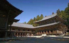円教寺 食堂 荘厳な雰囲気