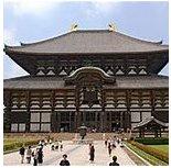 東大寺の二月堂でお水とりが行われる