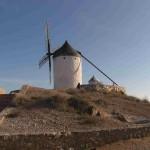 ラマンチャ地方の風車