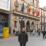 バルセロナの街角