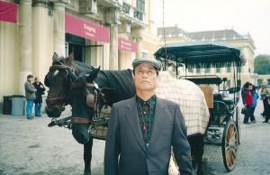 ウィーンの馬車