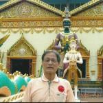 タイのミャンマー寺院
