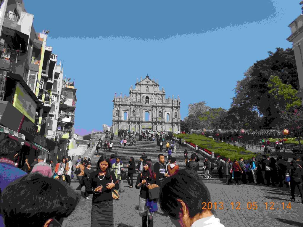 セント ジョンズ大聖堂 (聖約翰座堂) St. John's Cathedral