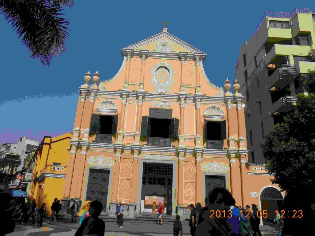 聖ドミニコ教会 St. Domingo's Church