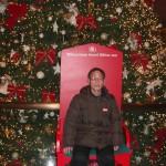 クリスマスシーズンだった