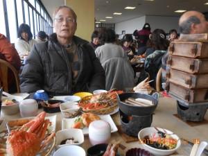 鳥取のカニ料理